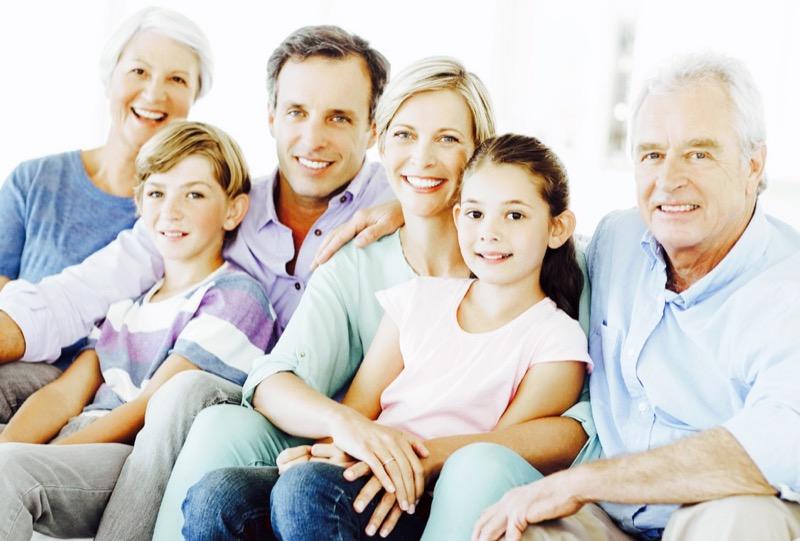 установление родства бабушка дедушка ДНК